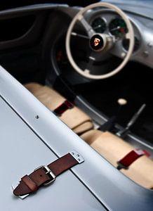 Porsche Speedster van