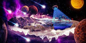 Discworld van Ansgar Peter