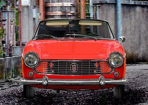 Fiat 1500 Spider sur aRi F. Huber