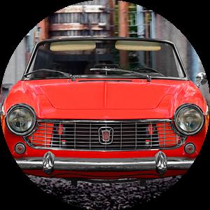 Fiat 1500 Spider van aRi F. Huber