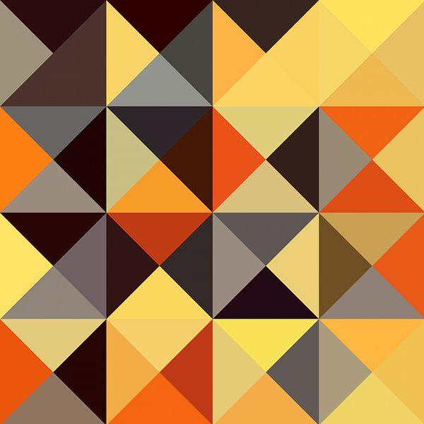 Driehoek 25 van Marion Tenbergen