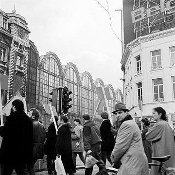 Hauptbahnhof Antwerpen von Raoul Suermondt