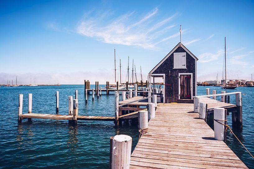 Martha's Vineyard: Black Dog Wharf van Alexander Voss