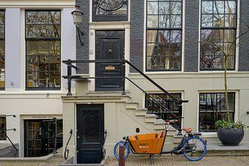 Leliegracht Amsterdam van Foto Amsterdam / Peter Bartelings