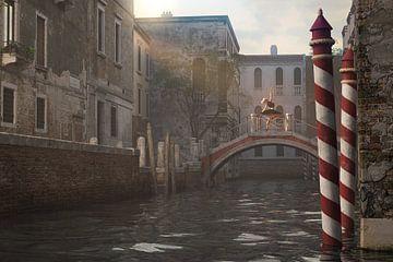 Venedig Ballerina von Arjen Roos