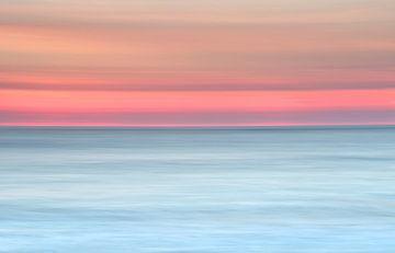 Lijnenspel aan zee von Remco Stunnenberg