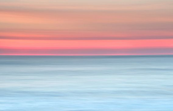 Lijnenspel aan zee