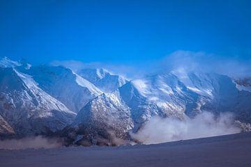Alpen, oostenrijk von Angelique Rademakers