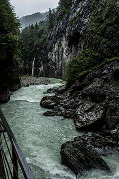 Gletsjer van Sasja van der Grinten