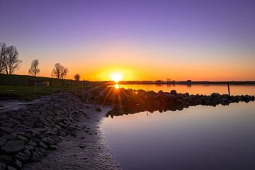 Sonnenuntergang von Frank Bison