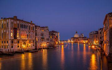 Grand Canal, Venise sur Adelheid Smitt
