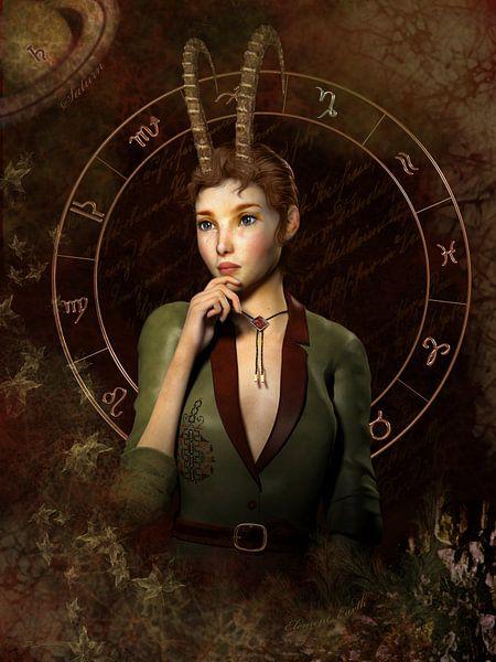Capricorn van Britta Glodde