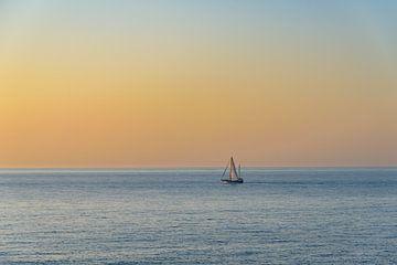 Zeilboot van