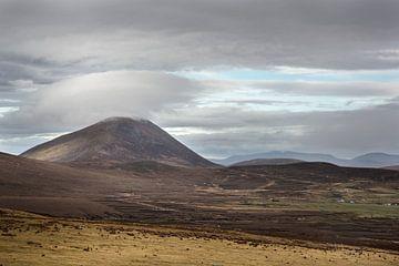 Heuvels van Achill Island van Bo Scheeringa Photography