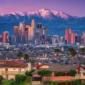 Los Angeles van Reinier Snijders