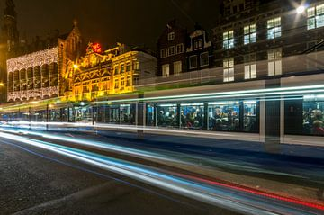 Amsterdam – Rush Hour van David Pronk