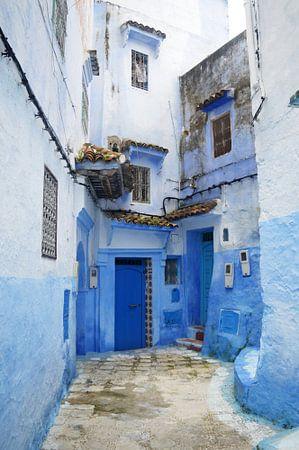 Blue magic in Chefchaouen
