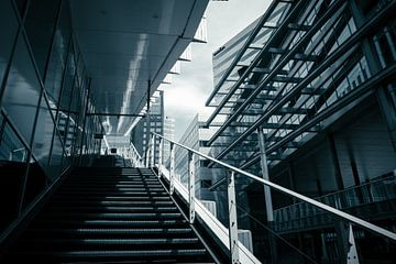 Amsterdam Architecture part 2. van Dylan Barkley