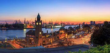 Hamburgse skyline