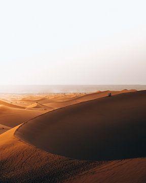 Wüste Sahara von Marion Stoffels