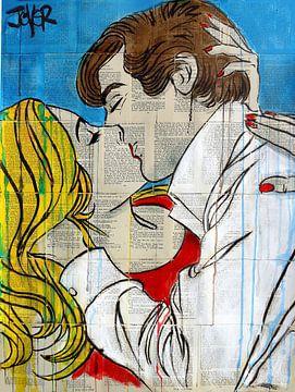 POP ROMANTICS van LOUI JOVER