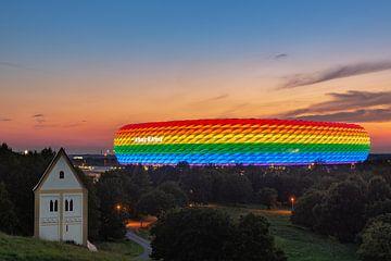 Allianz Arena von Dennis Eckert