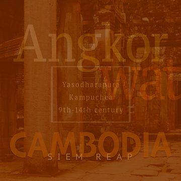 Angkor Wat sur Vanessa Devolder