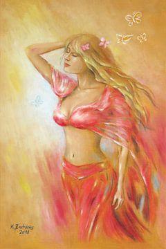 Erotiek in de schilderkunst van Marita Zacharias