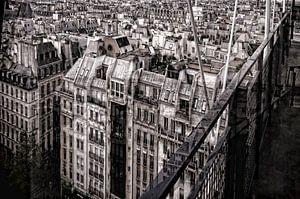 Immeubles parisiens van