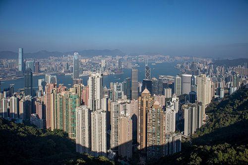 Victoria Peak, het uitkijkpunt van Hong Kong