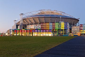 Amsterdam Arena / Johan Cruijff Arena von Anton de Zeeuw