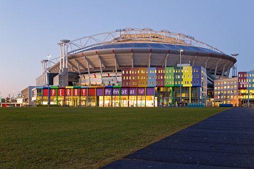 Amsterdam Arena / Johan Cruijff Arena van Anton de Zeeuw