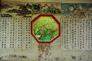 Chinese Doorkijk van