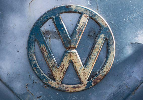 Volkswagen retro/vintage logo