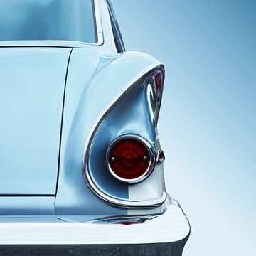 Amerikaanse klassieke auto Brookwood 1958 van Beate Gube