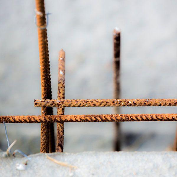 close betonijzer van Marcel Willems