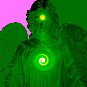 Der grüne Engel van Ramon Labusch