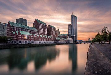 Rotterdam Spoorweghaven von Mario Visser