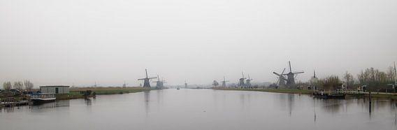 Kinderdijk van Yvette Bauwens