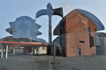 Stadt Gründer von Venlo von Suzan (Suus) Buskes