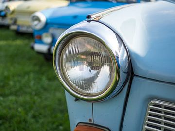 Trabant 601 klassieke auto uit Oost-Duitsland van Animaflora PicsStock