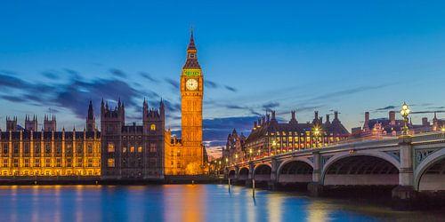 Big Ben en Palace of Westminster (Londen) - 4