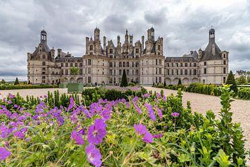 kasteel van Chambord, Frankrijk. van Patrick Löbler