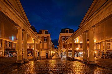 Leiden in Lockdown: Koornbrug van Carla Matthee