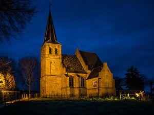 Kirche in Persingen (Gld) von Hans Hendriks