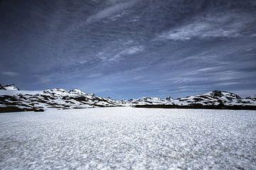 Jotunheimen-Gebirge von Marc Hollenberg