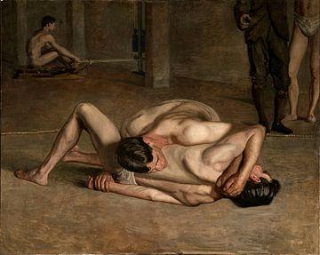 Ringer, 1899 von Atelier Liesjes