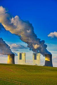 Kraftwerk sur Suzan (Suus) Buskes