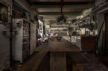 Die Küche des Försters von Perry Wiertz