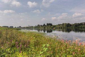 Geulle aan de Maas in Zuid-Limburg